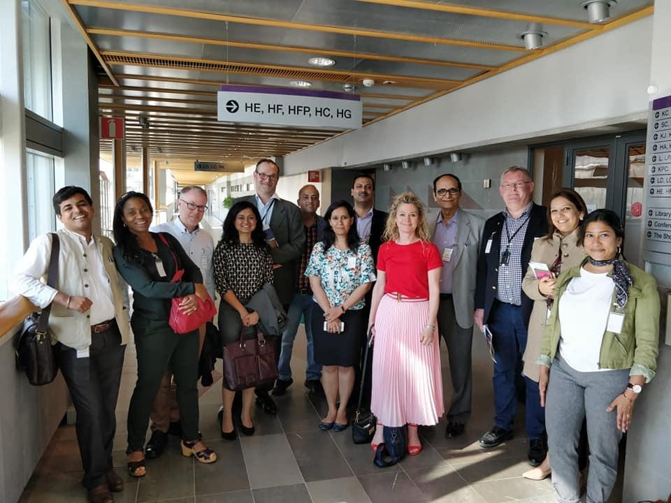 InnoBRIDGE team visit to AstraZeneca Careers5