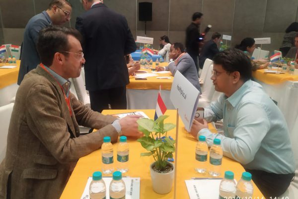 Netherlands India Healthcare and LifeSciences B2B meetings - 4