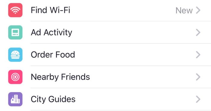 "Facebook rolls out ""Order food"" option to increase stickiness 0otplrpy"