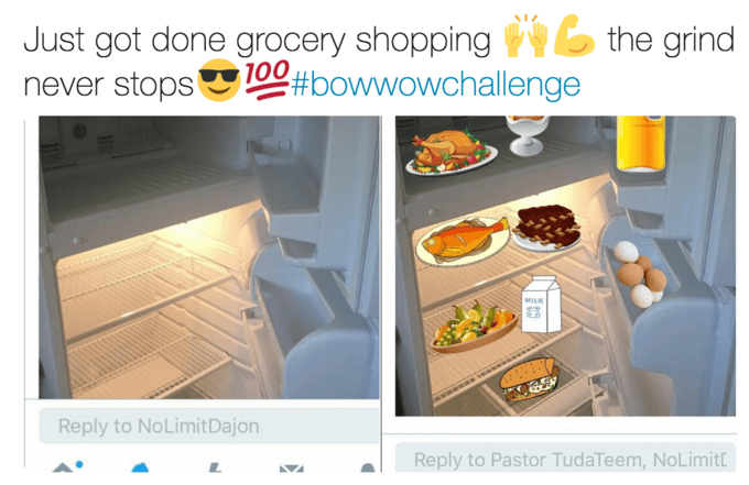 Bowwowchallenge Trending On Twitter And Lessons Accrued About Social