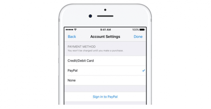 Can You Use Paypal On App Store