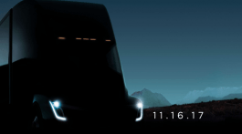 Tesla Semi-Electric Truck