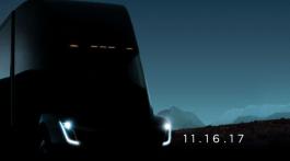 Tesla Semi-Electric Truck