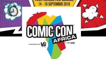 comic con africa
