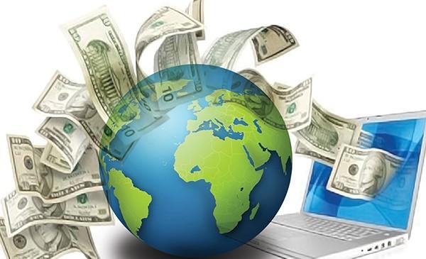 money transfer in Africa