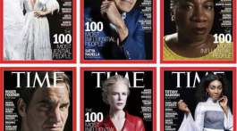 Time's 2018 list of 100 most influential people