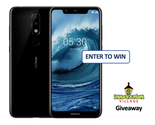 Innovation Village Giveaway Win A Nokia X5 Smartphone Innovation Village