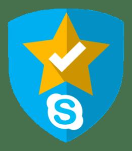 Skype Ready Badge
