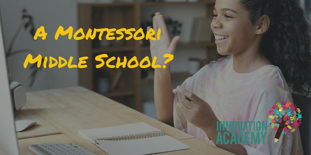 Las Vegas Montessori Middle School-Innovation Academy