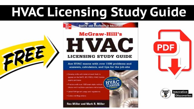 HVAC Licensing Study Guide | PDF