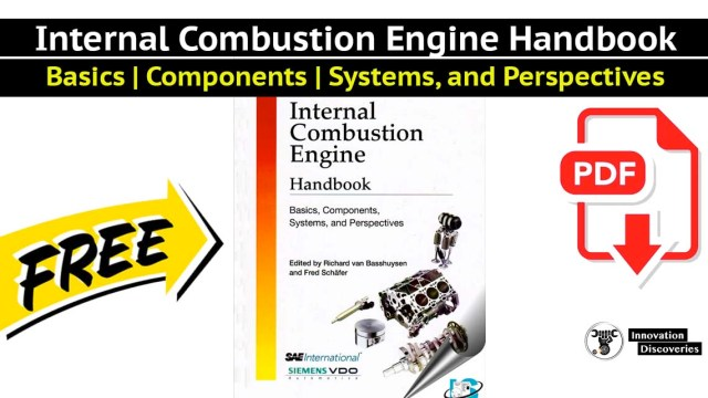 Internal Combustion Engine Handbook: Basics | Components | Systems, and Perspectives PDF