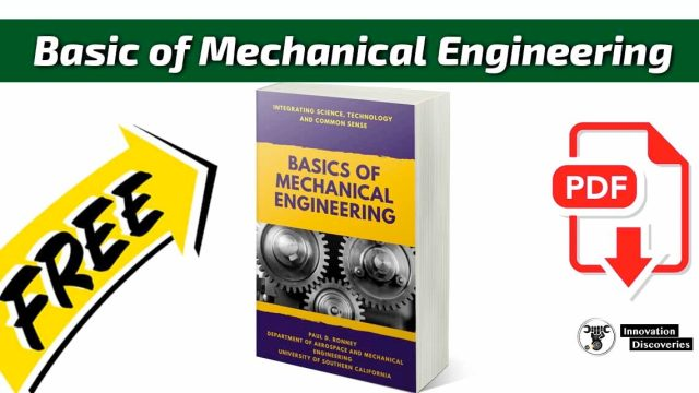 Basic of Mechanical Engineering