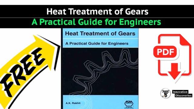 Heat Treatment of Gears