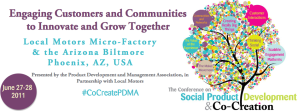 PDMA Conference on Social Product Development & Co-Creation