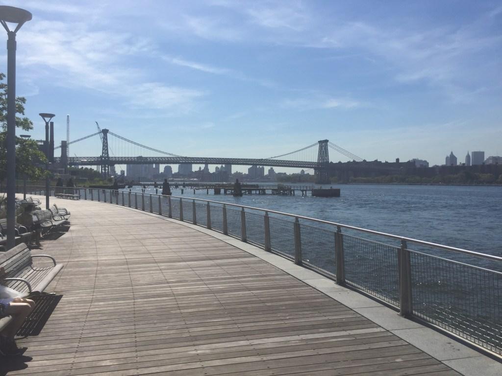 Williamsburg Waterfront Piers