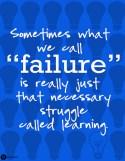 failure is good