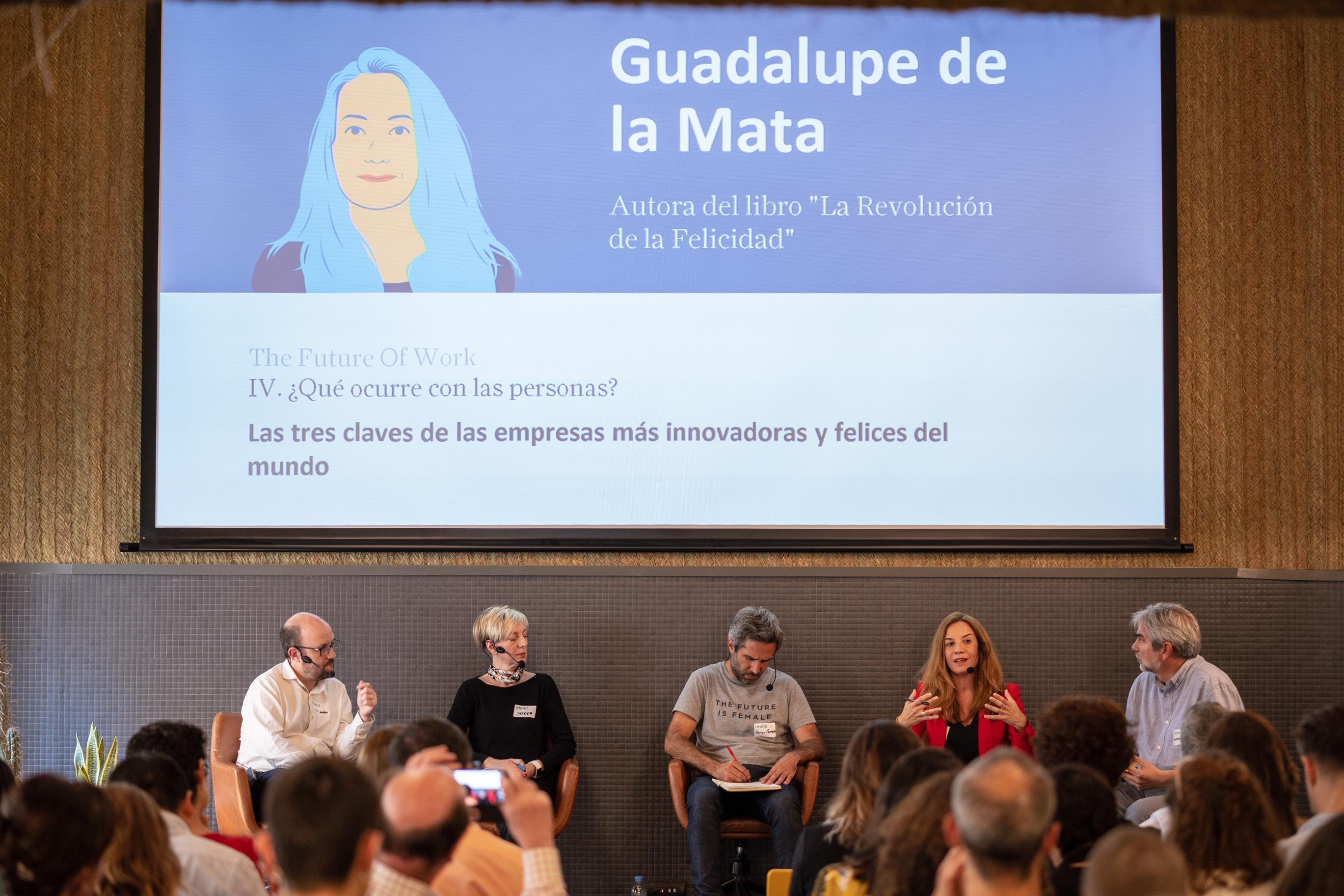 Guadalupe de la Mata Future of Work