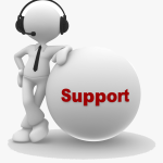 IT/Tech Support Contact Page Launch