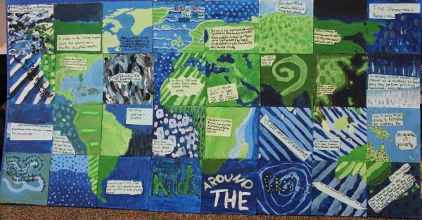 Hb Gandhi Collaborative Art Innovation Earth