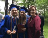 Today at Graduation!