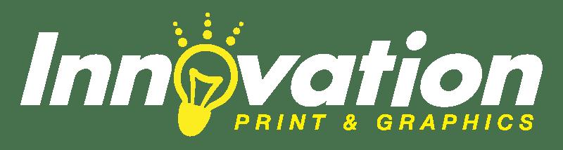 Innovation print and graphics logo