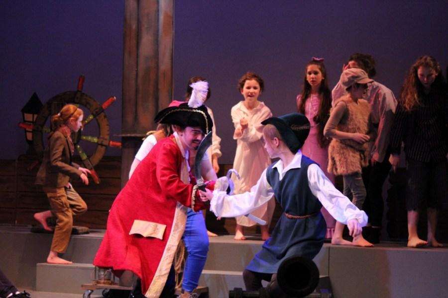 Innovations Theatre School Peter Pan