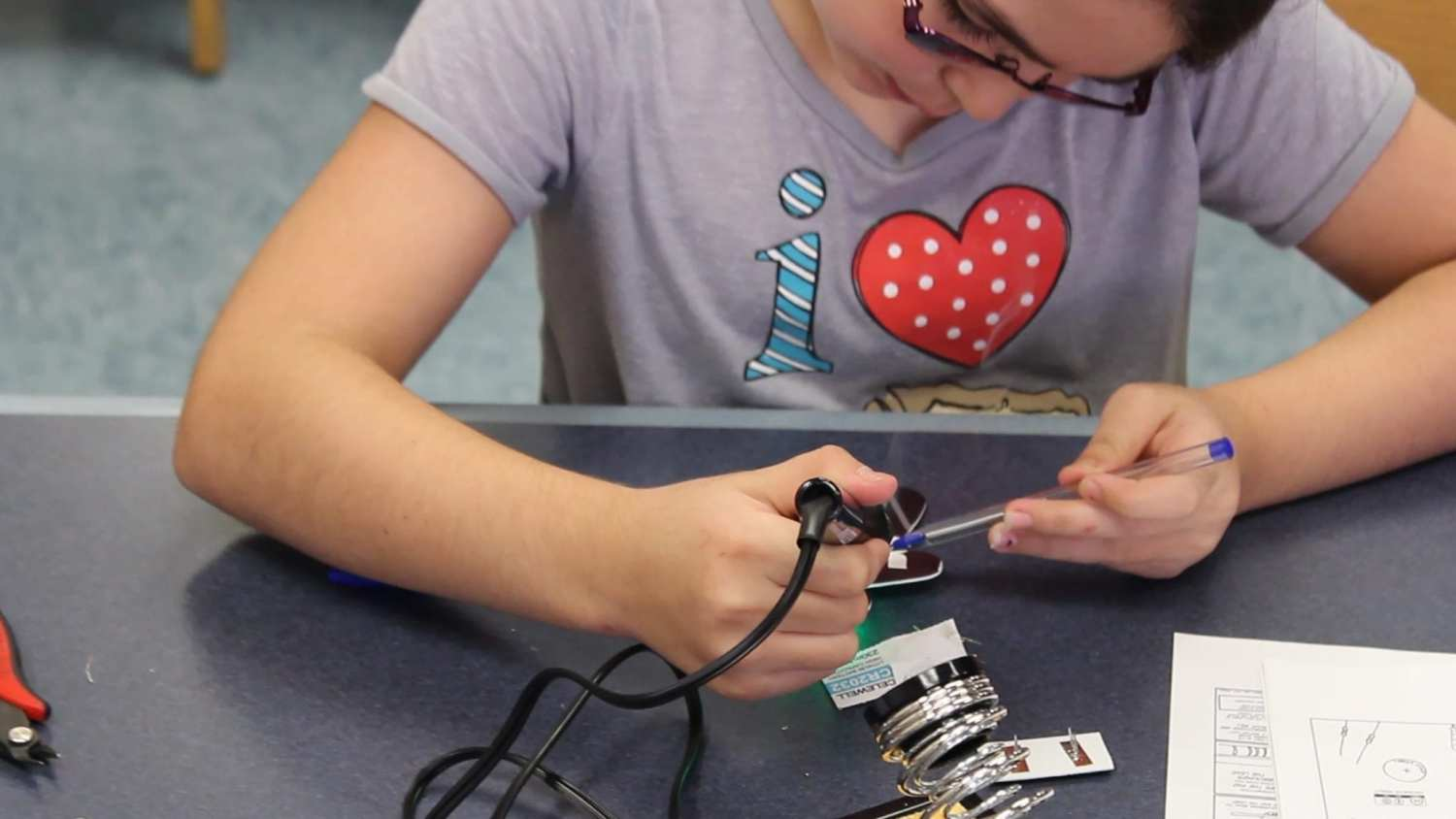 Learning to Solder - Hillsborough County Public Library