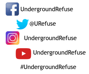 Underground Refuse Systems Social Media Handles