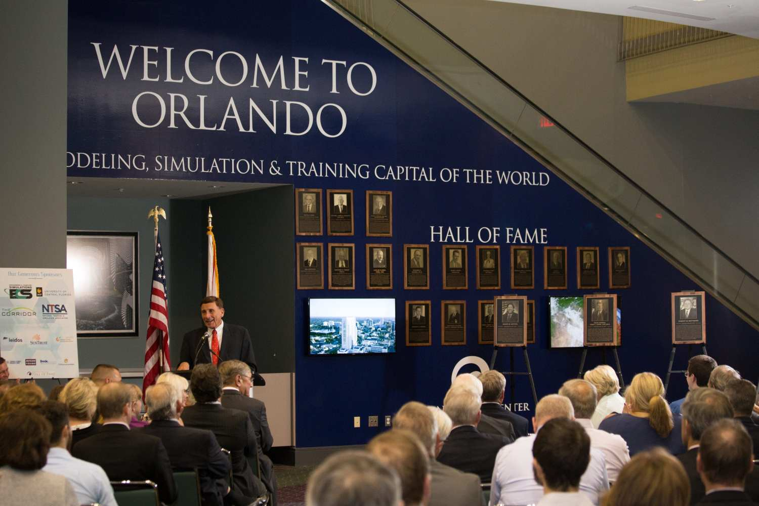 National Center for Simulation - Hall of Fame 2017
