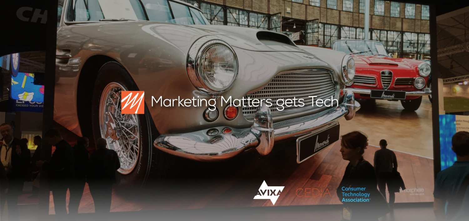 Marketing Matters - gets tech