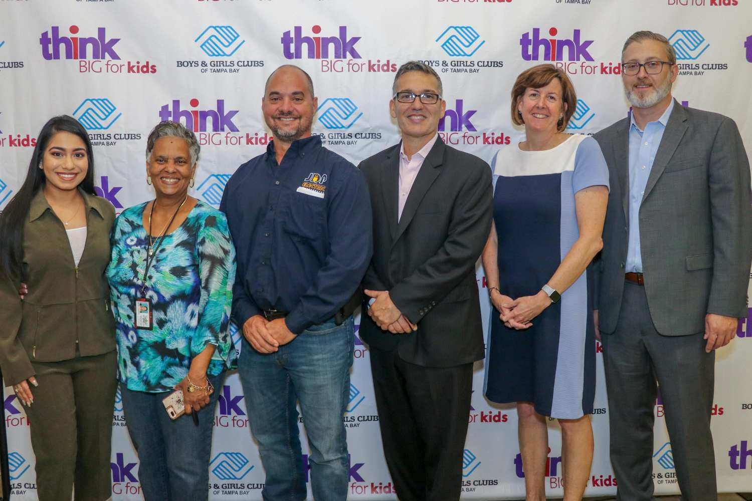 Think big for kids team