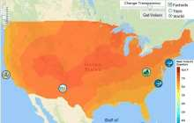 Climate Wizard Makes Large Databases of Climate Information Visual, Accessible