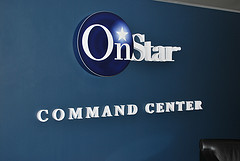 OnStar Command Center Tour