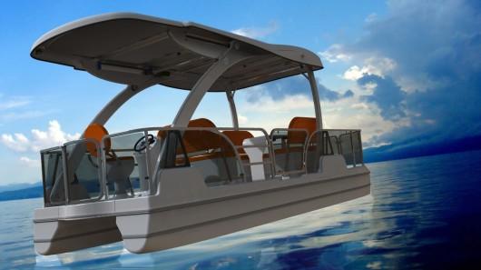 Tamarack Lake Electric Boats