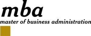 English: MBA Master Business Administration