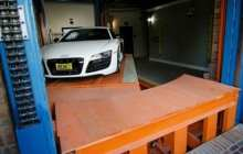 Auto Parkit fully-automatic parkade opens in LA