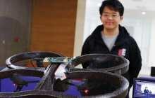 Better Eyes for Flying Robots