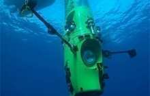 James Cameron Donates His Tricked-Out Deep-Ocean Sub to Science
