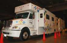 NRG Energy unveils disaster relief vehicle with solar array, Wi-Fi, and satellite service