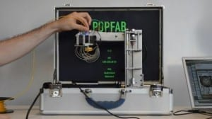 MIT students reveal PopFab, a 3D printer that fits inside a briefcase