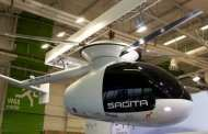 Sagita's hot air-powered Sherpa rethinks the ultra-light helicopter