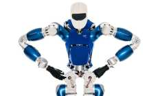 The robot is complete – arms and hands for TORO, the walking machine