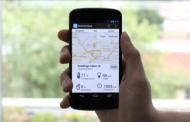Crowdsourcing weather using smartphone batteries