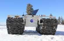 NASA Rover Prototype Set To Explore Greenland Ice Sheet