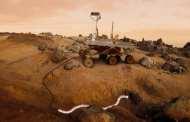 Snake robot on Mars?