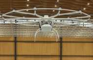 E-volo's 18-rotor electric Volocopter makes maiden flight