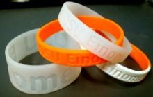 A wristband for a different kind of cause — environmental health