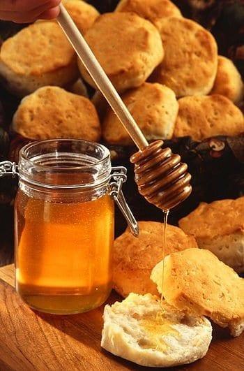 Honey (Photo credit: Wikipedia)