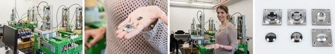 DLC coated joint implants The diamond-like carbon coated joint implant