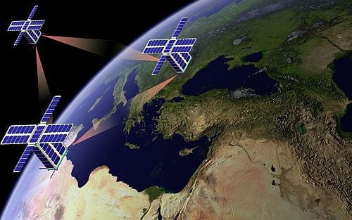 Technology News Nano-Satellites